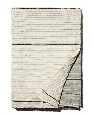 Coyuchi Organic Cotton Topanga Blanket, Full/Queen