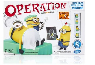 Hasbro Despicable Me 2 Operation Game by