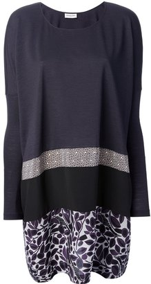 Megan Park printed jumper dress