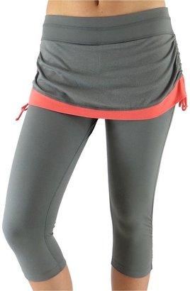 Ryka Colorblock Performance Skirted Leggings - Women's