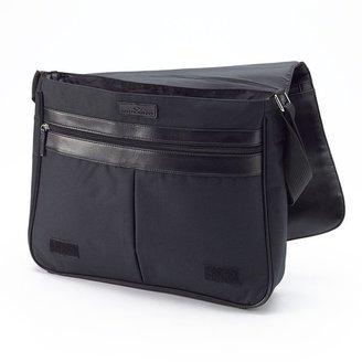 Joseph Abboud laptop messenger bag