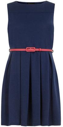 Dorothy Perkins Skater dress with belt