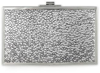 Halston Handbags Hologram Clutch