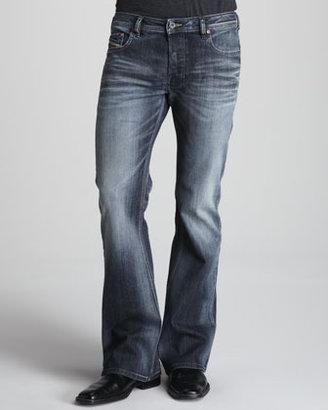 """Diesel Zathan Faded Jeans, 33"""""""
