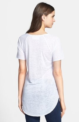 Vince Camuto Two by 'Live Your Life' Screenprint Tee