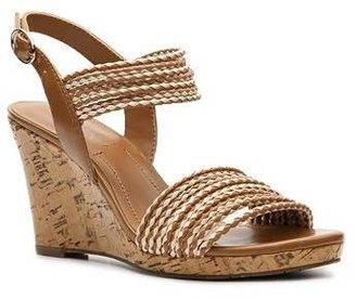 BCBGMAXAZRIA Loran Wedge Sandal