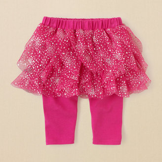 Children's Place 2-In-1 Cascade Ruffle Skirt