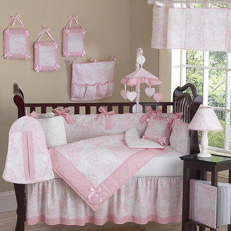 JoJo Designs Sweet Toile French Crib Bedding Collection