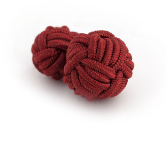 Thomas Pink Oversized Plain Cuff Knots