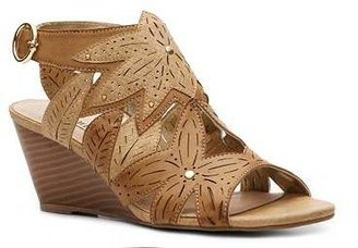 XOXO Sahara Wedge Sandal