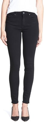 Paige Transcend - Hoxton High Waist Ultra Skinny Stretch Jeans