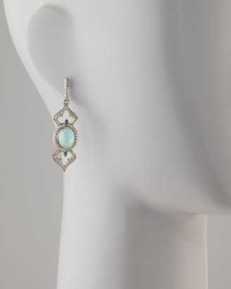 Armenta New World Elongated Diamond & _ Earrings