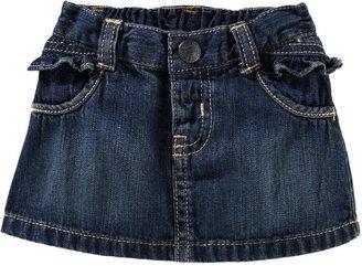 Old Navy Ruffle-Trim Denim Skirts for Baby