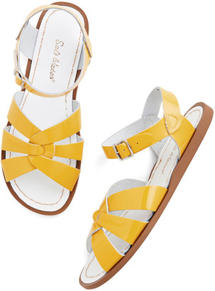 Salt Water Sandals Outer Bank on It Sandal in Yellow