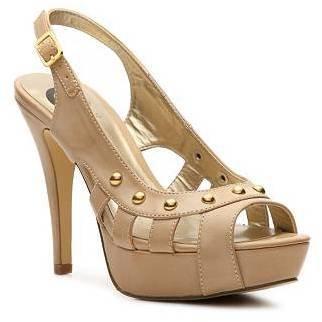 G by Guess Chances Platform Sandal