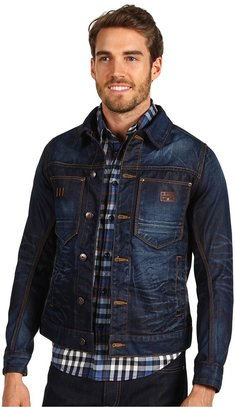 G Star G-Star - Ranch Aged Tailor Jacket in Lexicon Dark Aged (Lexicon Dark Aged) - Apparel