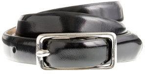 J.Crew Refined leather belt
