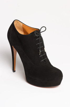 Gucci Lace-Up Bootie