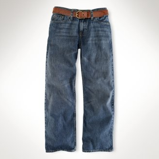 Ralph Lauren Classic Thompson Wash Jean