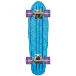 Globe Bantam Light Blue Cruiser Skateboard