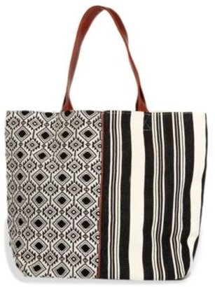 Lucky Brand Emilia Patchwork Tote