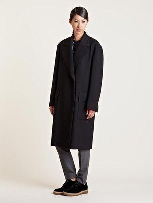 Dries Van Noten Women's Oversized Reno Coat
