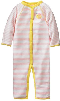 Bumble Bee Carter's striped sleep & play - baby