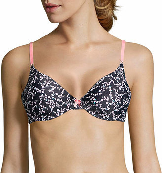 Maidenform One Fabulous Fit Underwire T-Shirt Demi Bra-07959