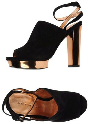 Marc by Marc Jacobs Platform sandals