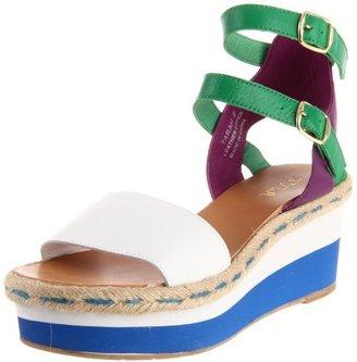 N.Y.L.A. Women's Tarah Wedge Sandal
