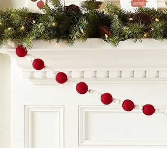 Pottery Barn Kids Pom Pom Garland