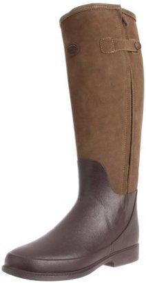 Le Chameau Women's Zena Leather Boot