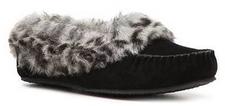 Minnetonka Women's Robin II Slip On Slipper