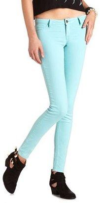 Charlotte Russe Refuge Colored Skin Tight Legging