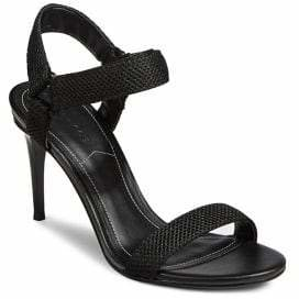 KENDALL + KYLIE Grip-Tape Ankle-Strap Sandals