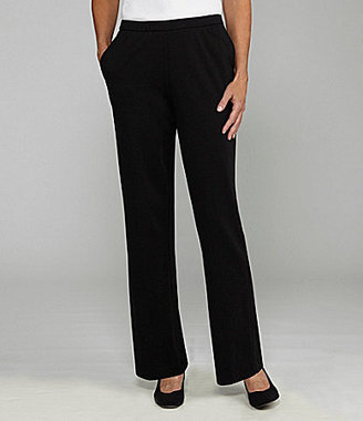 Allison Daley San Remo Knit Pull-On Pants
