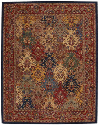 "Nourison Area Rug, India House IH23 Panel Multi Color 2' 6"" x 4'"