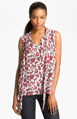 Marc by Marc Jacobs 'Xenia' Print Top