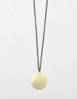 Champ Medallion Necklace