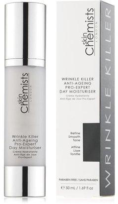 Skin Chemists Skinchemists Wrinkle Killer Pro Expert Day Moisturiser 50ml