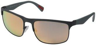 Prada Linea Rossa - 0PS 56PS Fashion Sunglasses $250 thestylecure.com