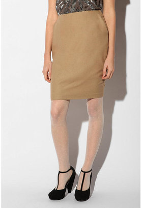 Urban Outfitters Pins and Needles Wool Pencil Skirt