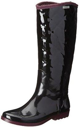 Tommy Hilfiger Women's Vintage Rain Boot $79 thestylecure.com