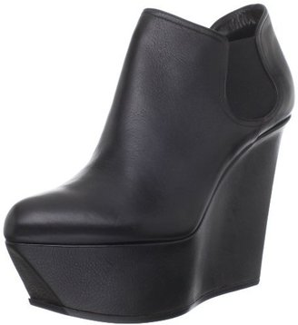 Casadei Women's Platform Wedge Boot