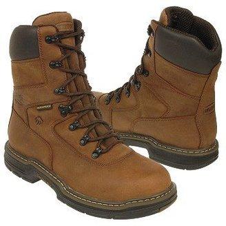"""Wolverine Men's Marauder 8"""" Steel Toe Waterproof Work Boot"""