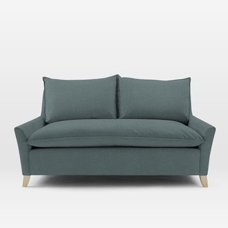 west elm Bliss Down-Filled Loveseat