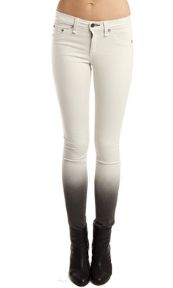 Rag and Bone Rag & Bone Winter White Ombre Legging