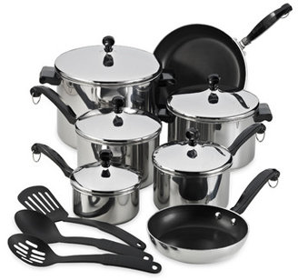 Farberware Classic Series™ 15-Piece Cookware Set