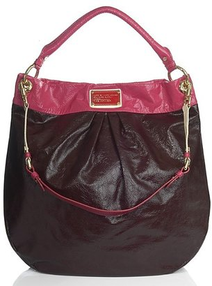 Marc by Marc Jacobs Dr. Q Colorblock Huge Hillier Hobo