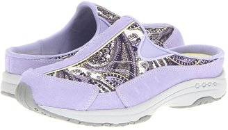 Easy Spirit Traveltime 59 (Light Purple Multi Suede) - Footwear